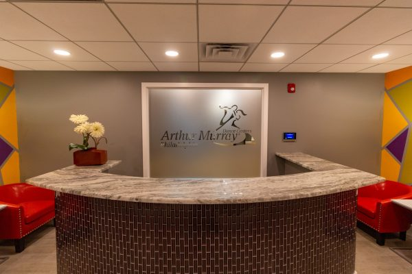 Front desk at Arthur Murray Dance Studio of Philadelphia, PA