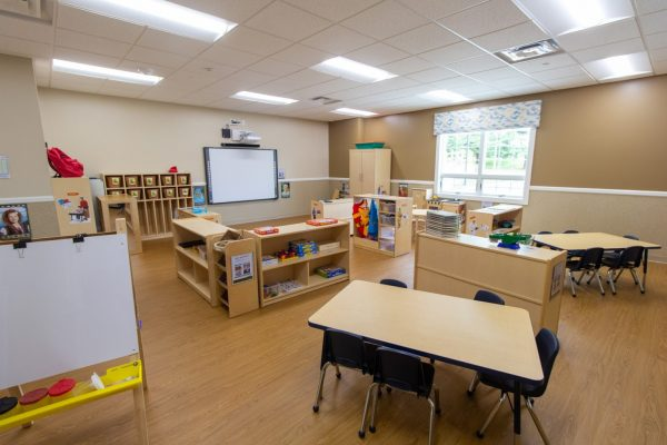 classroom at Lightbridge Academy Day Care in Willow Grove, PA
