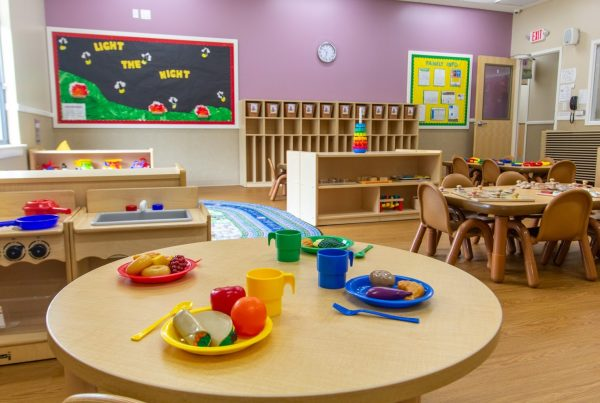 classroom in Lightbridge Academy Daycare in Glenside, PA