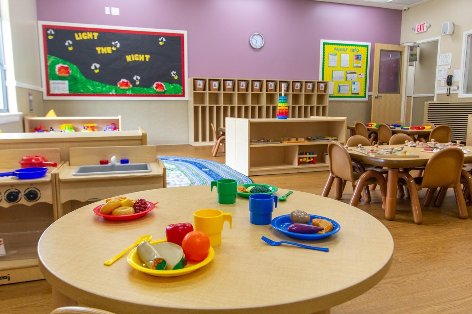 classroom in Lightbridge Academy Daycare in Glenside, PA