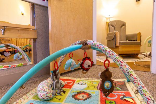 infant room at Lightbridge Academy Day Care in Massapequa, NY