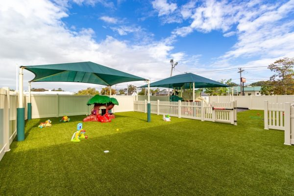 playground at Lightbridge Academy Day Care in Massapequa, NY