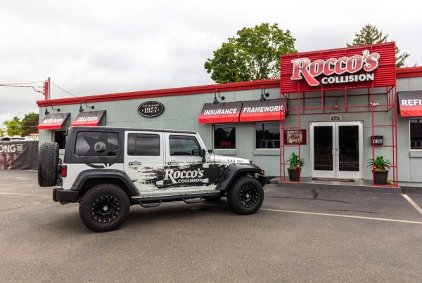 Jeep Wrangler Rocco's Collision Center Auto Body Shop in Berlin, NJ