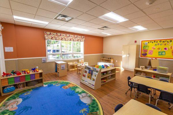 classroom in Lightbridge Academy Day Care in East Brunswick, NJ