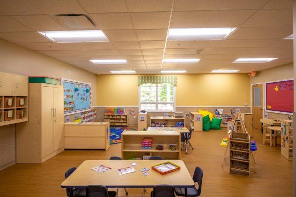 classroom in Lightbridge Academy Day Care in South Brunswick, NJ