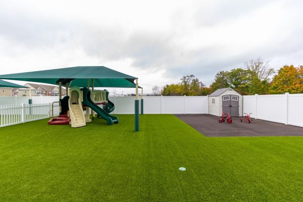 playground of Lightbridge Academy Day Care in Somerset, NJ