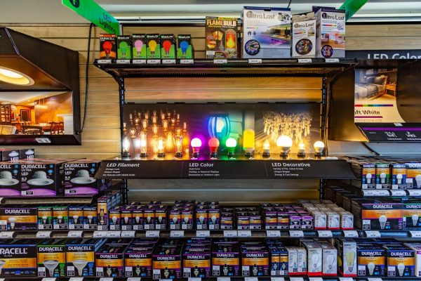 Color smart bulbs at Batteries Plus Bulbs Cherry Hill NJ store