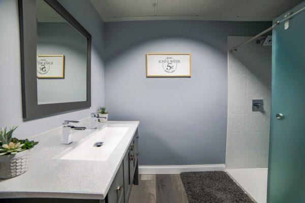 gray Chapman Custom Baths Bathroom remodeler in Brownsburg, IN