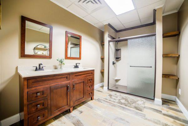 Chapman Custom Baths Bathroom remodeler in Brownsburg, IN