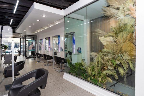 Hair Salon Hair Republic Beauty Lounge on Bank St in Ottawa, Canada