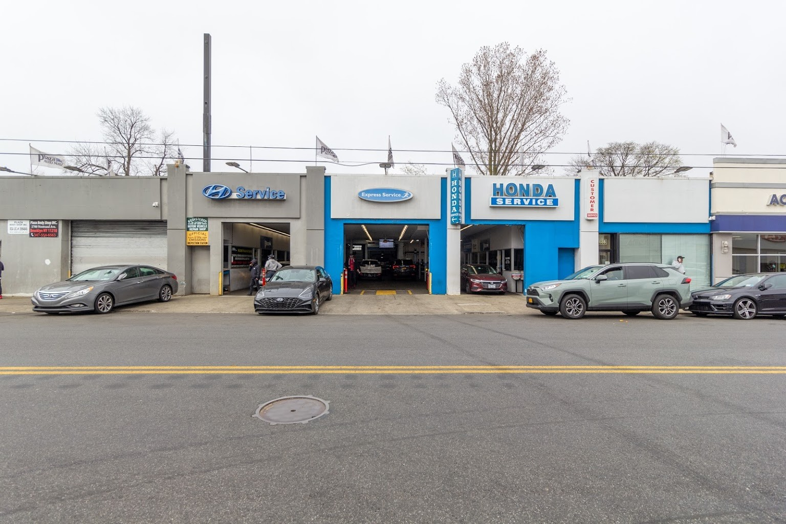 Plaza Auto Mall Hyundai Service car repair shop in Brooklyn, NYC