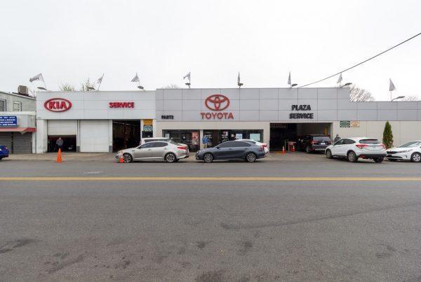 Plaza Toyota Service & Parts in Brooklyn, NY