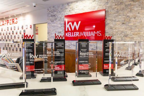 awards Keller Williams Realty in Cherry Hill, NJ