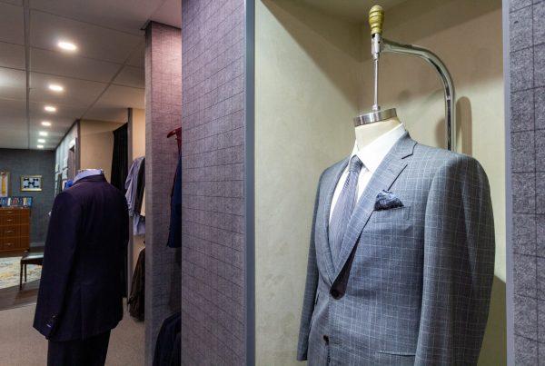 Alan David Custom Suits in Midtown, NYC