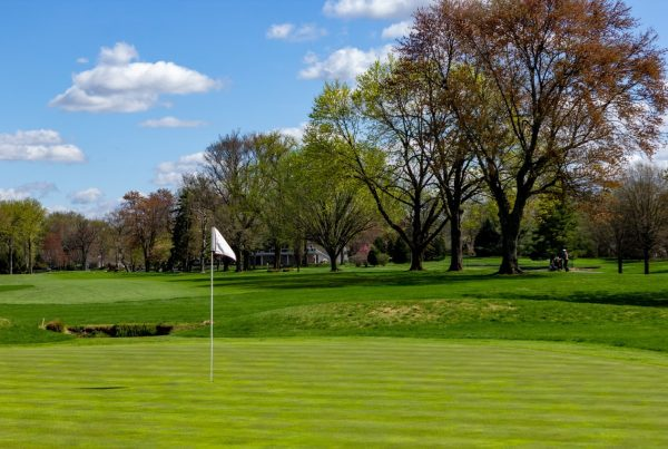 Merchantville Country Club golf course in Cherry Hill, NJ
