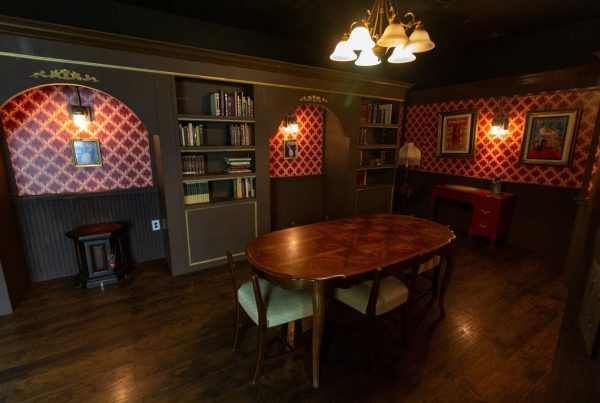 haunted mansion Amazing Escape Room puzzles in Cherry Hill, NJ