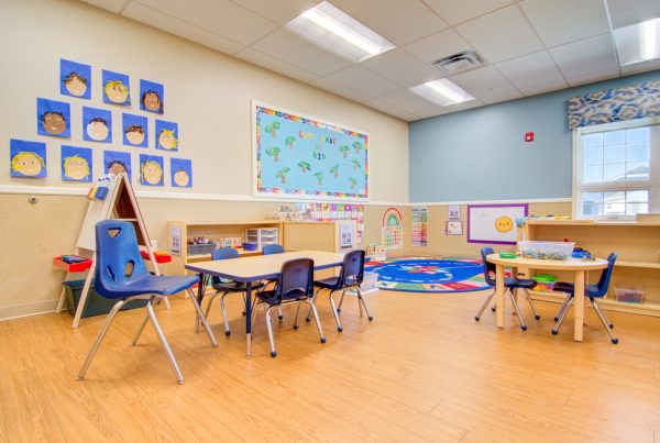 classroom at Lightbridge Academy 360 Tour of Day Care in Apex, NC